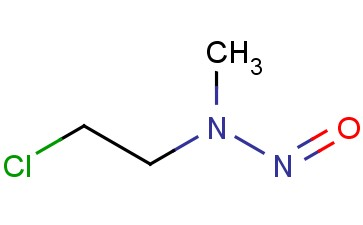 N-NITROSOMETHYL-2-CHLOROETHYLAMINE