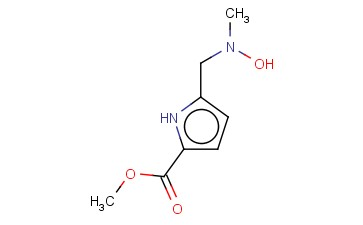 5-[(HYDROXY-METHYL-AMINO)-METHYL]-1H-PYRROLE-2-CARBOXYLIC ACID METHYL ESTER