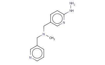 [(6-HYDRAZINYLPYRIDIN-3-YL)METHYL](METHYL)(PYRIDIN-3-YLMETHYL)AMINE