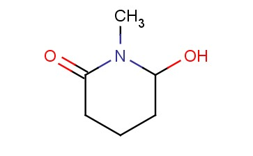 6-HYDROXY-1-METHYL-2-PIPERIDINONE