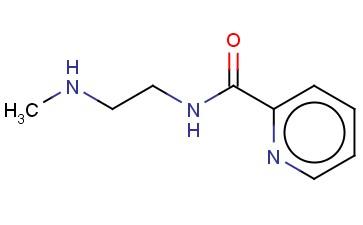 2-PYRIDINECARBOXAMIDE, N-[2-(METHYLAMINO)ETHYL]-