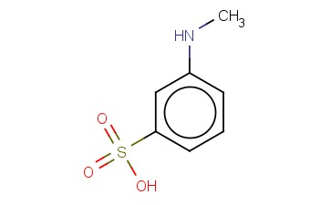 3-(METHYLAMINO)BENZENE-1-SULFONIC ACID