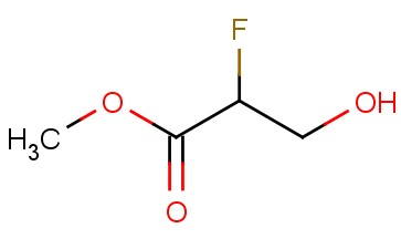 Methyl 2-fluoro-3-hydroxypropanoate