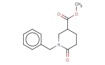 METHYL 1-BENZYL-6-OXOPIPERIDINE-3-CARBOXYLATE