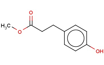 METHYL 3-(4-HYDROXYPHENYL)<span class='lighter'>PROPIONATE</span>