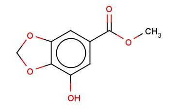 methyl 7-hydroxy-1,3-benzodioxole-5-carboxylate