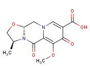 (3S,11aR)-6-methoxy-3-methyl-5,7-dioxo-2,3,5,7,11,11a-hexahydrooxazolo[<span class='lighter'>3,2</span>-d]pyrido[1,<span class='lighter'>2-a</span>