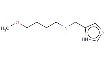 (1H-IMIDAZOL-5-YLMETHYL)(4-METHOXYBUTYL)AMINE