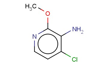 4-CHLORO-2-METHOXY-3-PYRIDINAMINE