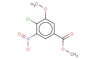 Methyl 4-chloro-3-methoxy-5-nitrobenzoate