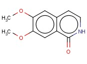 6,7-Dimethoxy-1(2H)-isoquinolone