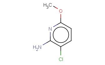 2-AMINO-3-CHLORO-6-METHOXYPYRIDINE