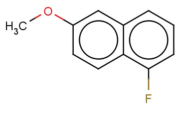 1-FLUORO-6-METHOXY-NAPHTHALENE