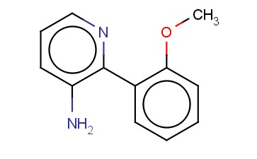 2-(2-METHOXYPHENYL)-3-PYRIDINAMINE