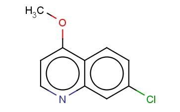 7-CHLORO-4-METHOXYQUINOLINE