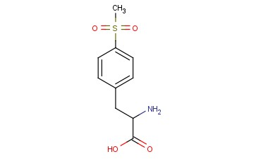 DL-Phenylalanine, 4-(methylsulfonyl)-