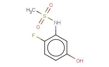 N-(2-FLUORO-5-HYDROXYPHENYL)METHANESULFONAMIDE
