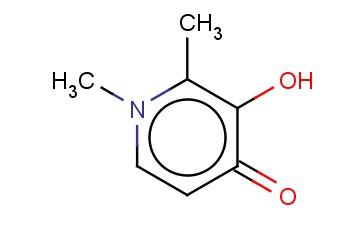 3-羟基-1,2-二甲基-4(1H)-吡啶酮