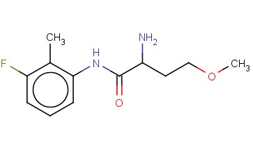 2-AMINO-N-(3-FLUORO-2-METHYLPHENYL)-4-METHOXYBUTANAMIDE