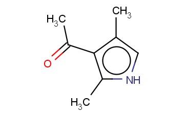 3-ACETYL-2,4-DIMETHYLPYRROLE