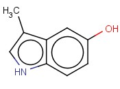 5-Hydroxy-3-methylindole