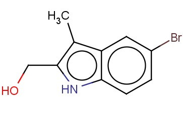 (5-BROMO-3-METHYL-1H-INDOL-2-YL)METHANOL