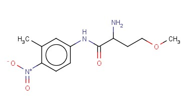 2-AMINO-4-METHOXY-N-(3-METHYL-4-NITROPHENYL)BUTANAMIDE
