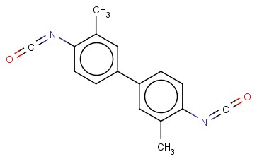 3,3'-<span class='lighter'>DIMETHYL-4,4</span>'-BIPHENYLENE DIISOCYANATE