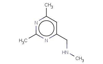 [(2,6-DIMETHYLPYRIMIDIN-4-YL)METHYL](METHYL)AMINE