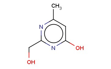 2-(HYDROXYMETHYL)-6-METHYLPYRIMIDIN-4-OL