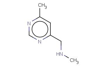 METHYL[(6-METHYLPYRIMIDIN-4-YL)METHYL]AMINE