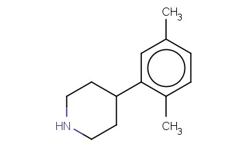 4-(2,5-DIMETHYLPHENYL)PIPERIDINE