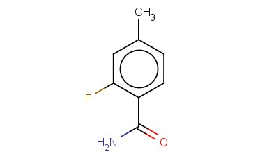 2-FLUORO-4-METHYLBENZAMIDE