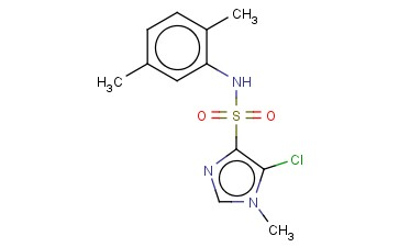 5-CHLORO-N-(2,5-DIMETHYLPHENYL)-1-METHYL-1H-IMIDAZOLE-4-SULFONAMIDE