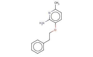 6-METHYL-3-(2-PHENYLETHOXY)PYRIDIN-2-AMINE