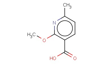 2-METHOXY-6-METHYLNICOTINIC ACID