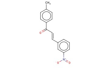 1-(4-METHYLPHENYL)-3-(3-NITROPHENYL)PROP-2-EN-1-ONE