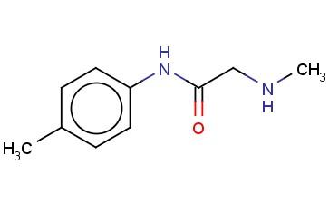 2-(METHYLAMINO)-N-(4-METHYLPHENYL)ACETAMIDE