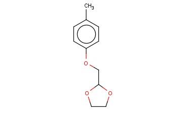 2-(4-METHYL-PHENOXYMETHYL)-[1,3]DIOXOLANE