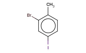 2-bromo-4-iodo-1-methylbenzene