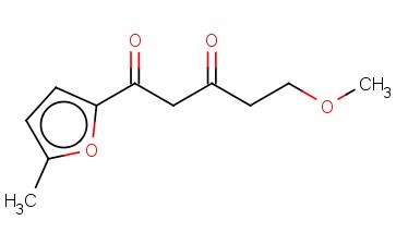 5-METHOXY-1-(5-METHYLFURAN-2-YL)PENTANE-1,3-DIONE