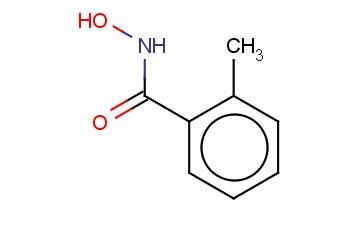 BENZAMIDE, N-HYDROXY-2-METHYL-