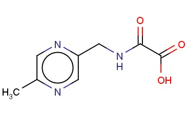 ([(5-METHYLPYRAZIN-2-YL)METHYL]CARBAMOYL)FORMIC ACID