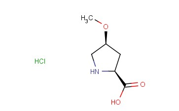 (2S,4S)-4-Methoxypyrrolidine-2-carboxylic acid HCl