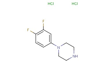 1-(3,4-Difluorophenyl)piperazine 2HCl