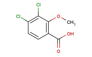 3,4-Dichloro-2-methoxybenzoic acid