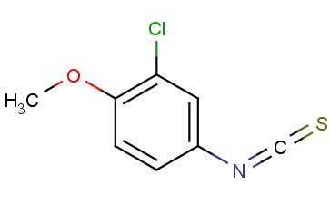 3-chloro-4-methoxyphenyl isothiocyanate