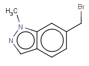 6-(BROMOMETHYL)-1-METHYL-1H-INDAZOLE