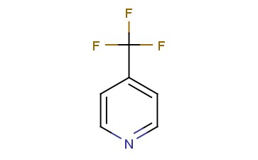 p-trifluoromethylpyridine