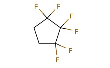 1,1,2,2,3,3-hexafluorocyclopentane